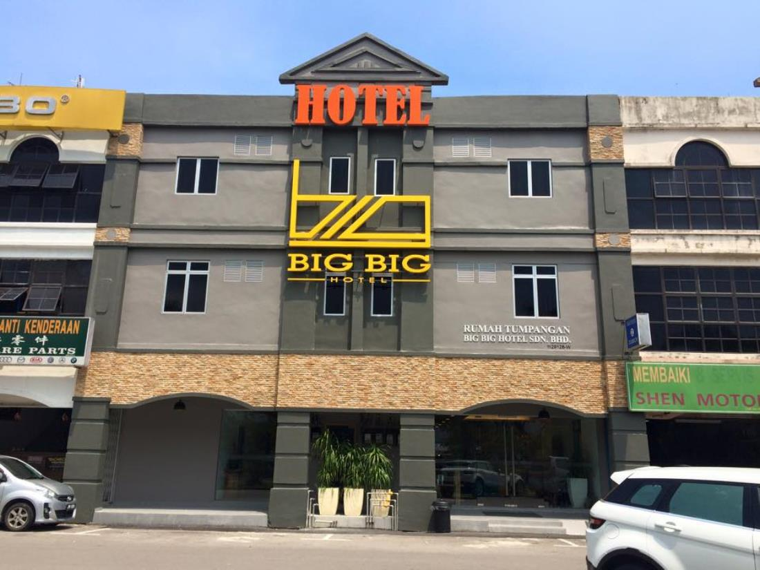big big hotel