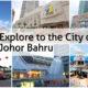 taxi singapore to johor bahru