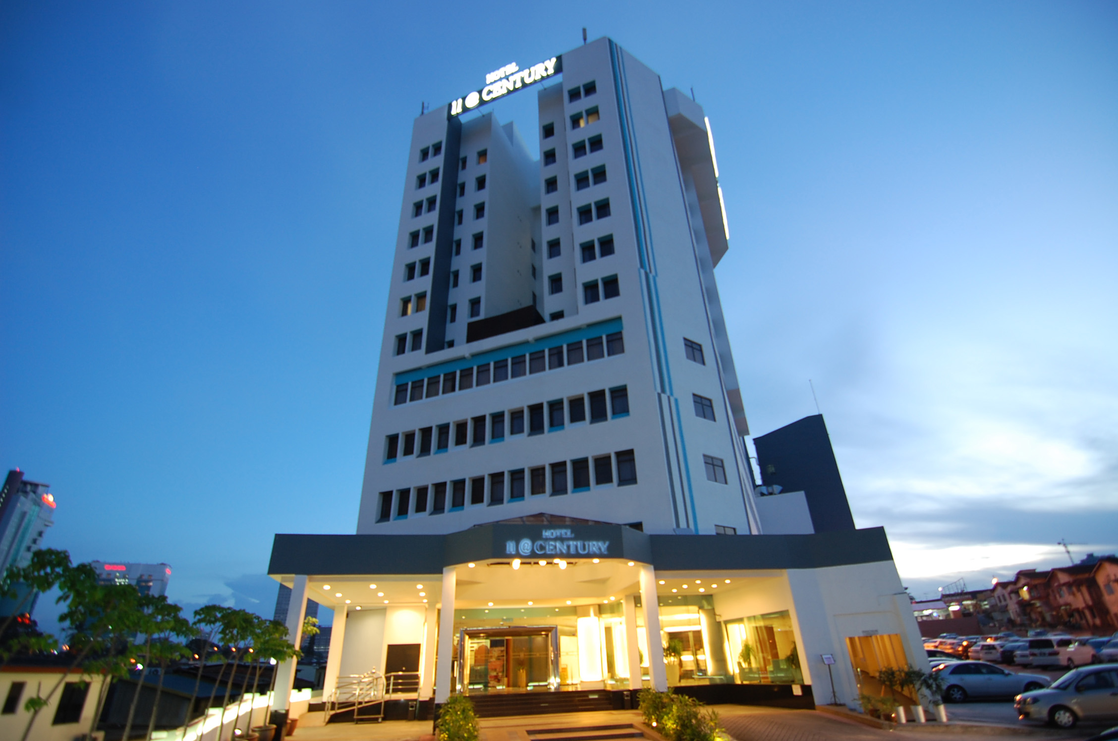 Rooms: Booking Taxi From Singapore To 11@Century Hotel, Johor Bahru